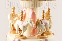 Carousel Cakes - We Love These!
