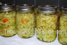 Everything Pickling & Canning / by Linda Terra