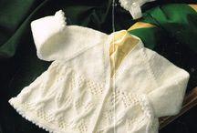 Knitting Patterns Babies