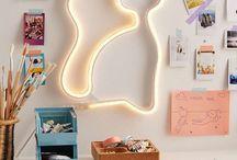 decorar con neon