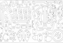 LaserCut plany