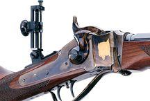 Rifles / by Earl Fick