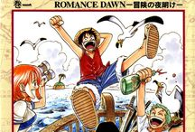 +Cover Comic One Piece+