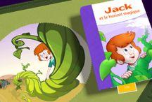 Application eBook Enfants / Raconter