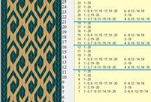 Ткачество поясов / Пояс-кушак был и остаётся неотъемлемым атрибутом в наряде христиан-старообрядцев. Это древнее искусство, ремесло - ткачество на дощечках (на бердо и т.п.). Пояс может использоваться и как тесьма для отделки одежды.