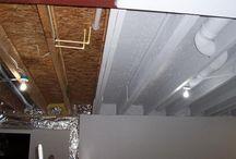 Low Basement Ceiling Ideas