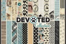 Devoted Collection / by Authentique Paper