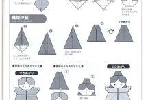 Lalki origami