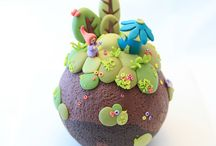 Polymer Clay: Small World