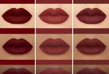 Matte Lipsticks