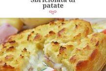 patate e polenta
