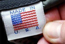 Made in the USA / by Sheila Maloney-Bourret
