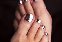 Nail foot design