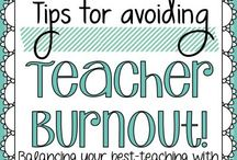 Teacher Time-Management / I'm in teaching for the long-haul, so I want to manage my time effectively!