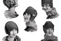 history hats / klobouků