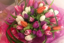 Mothers Day / Springtime bouquets, arrangements and plants perfect for that special person on Mothers Day.