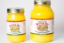 High Vitamin Butter Oil