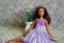 наряды Barbie