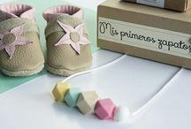 Canastilla regalo bebe / Regalos para mama y bebé artesanales