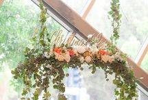 .. Suspended Flowers .. / Suspended wedding flowers. / by Botanica Events