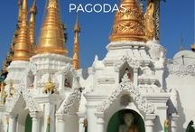 Myanmar / Explore Myanmar like a pro with these Myanmar travel tips and itineraries.