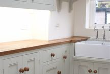 Kitchen makeover / by Tamsyn Buckley