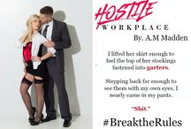 Breaking the Rules Series / Contemporary Romance Stand alone novels.