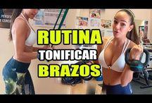 """Bíceps y Tríceps """" Brazos"""""""