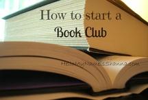 book club ideas / by Ashley B