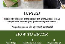 Zindigo Shop / Zindigo fashion tips, coupon codes & contests.