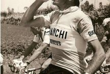 Fausto Coppi the man and the hero / memories of Fausto Coppi, Bianchi's rider