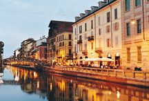 Milan / The World Capital of Fashion & Design, the home of aperitivo, the working heart of Italy