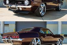 Muscle Cars / American muscle cars forever!