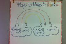 School Ideas (Math) / by Tim Kristen Weber