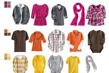 What to wear in photographs / Planning board for photo sessions / by Scott Wyden Kivowitz