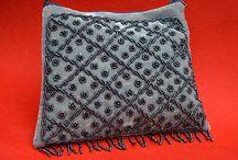 Gatsby bag beaded purses