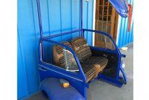 car furniture / meble samochodowe