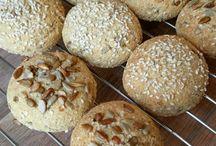 bułeczki i chleb
