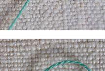 borduur stekken