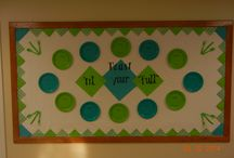My bulletin boards / by Ann Hall