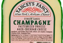 Flavored Cheeses / by Yancey's Fancy