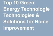 Green Technology / Green trends and technologies making a positive impact on healthy living