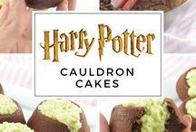 Harry Potter Snacks