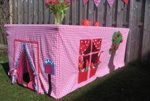 Tent / Tent for children