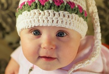Crochet Baby Clothes , hats, and boots / by Sue Shahrouri
