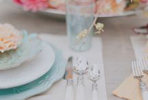 Wedding Cakes & Tablescapes