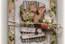 Craft Cards | vintage