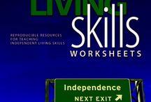Teaching daily living skills / by Kathleen Redican