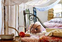 my new bohemian  bedroom