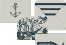 Nautical Themed / by Hillary Sipe